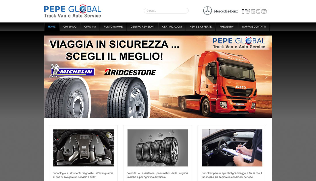 Pepe Global Truck Services